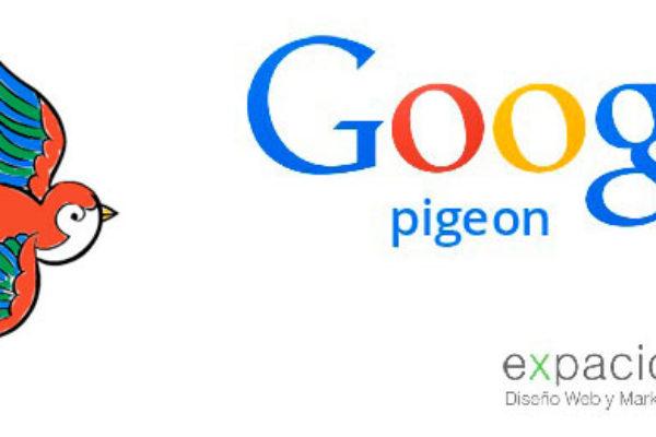 Pigeon: el nuevo algoritmo de Google