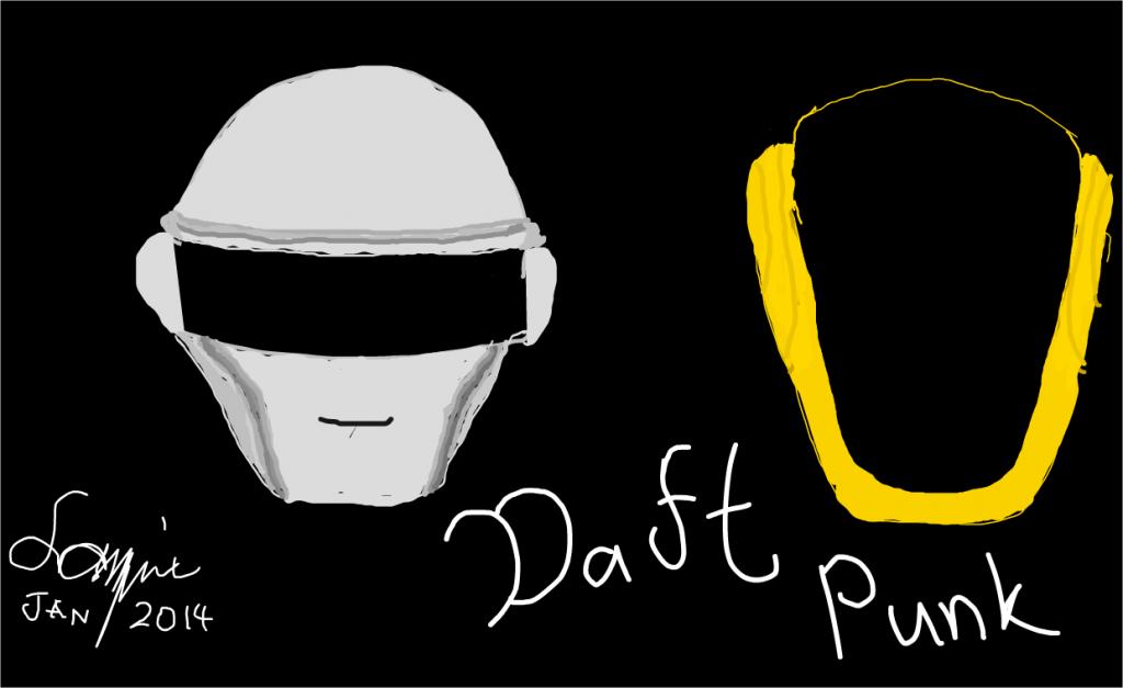 Daft Punk y los sonidos clubbing