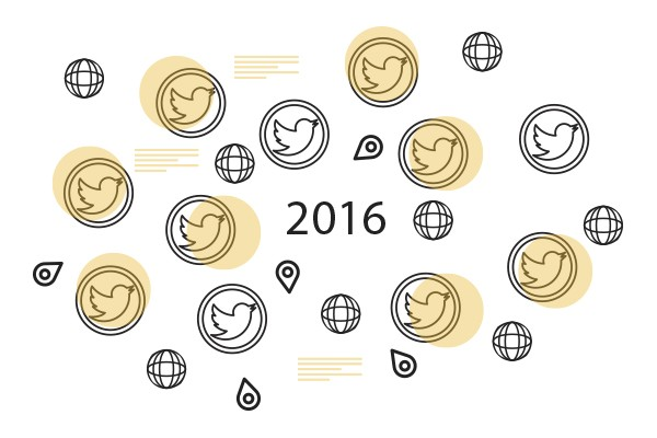 Twitter: novedades para 2016