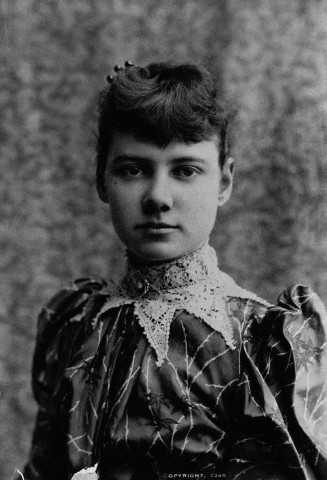Journalist Nellie Bly