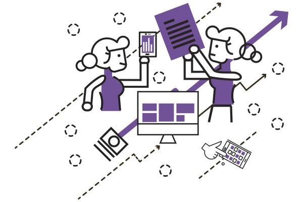 Mujeres que contribuyeron al marketing digital