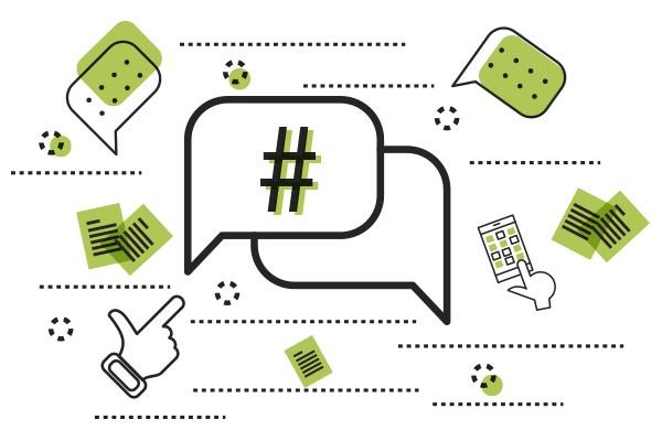 El Hashtag: tu gran aliado