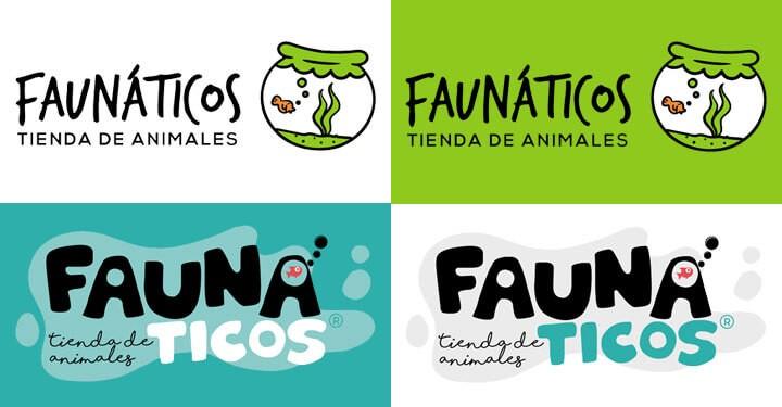 Logo de Faunáticos