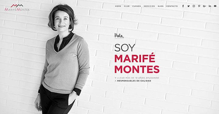 Marifé Montes Luna