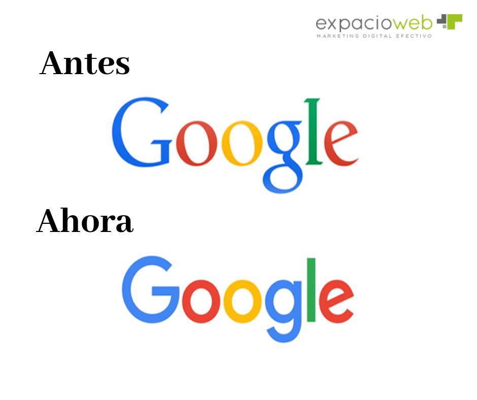 Ejemplos de empresas que han rediseñado su logotipo