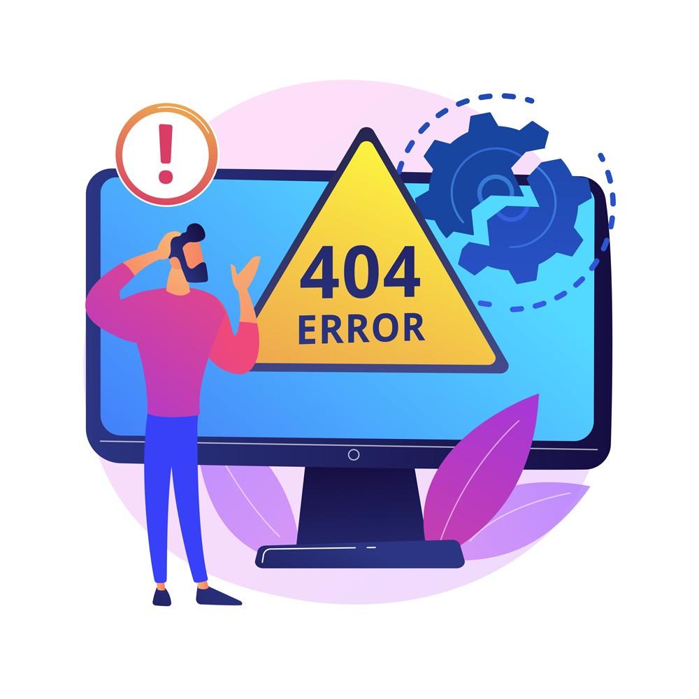 error-web