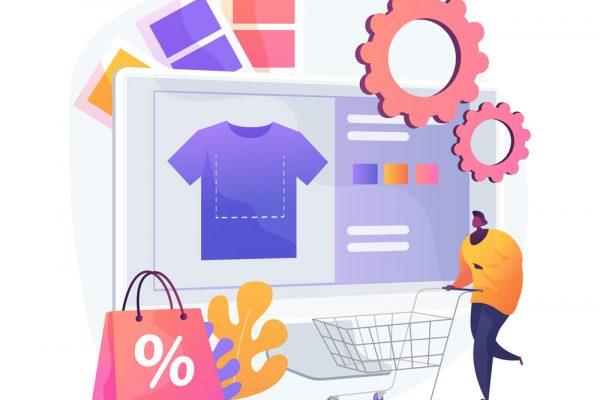 Tendencias en diseños de tiendas online 2021