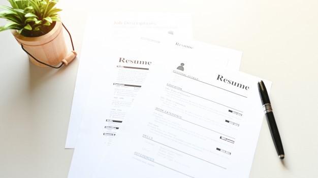 Curriculum para marketing digital